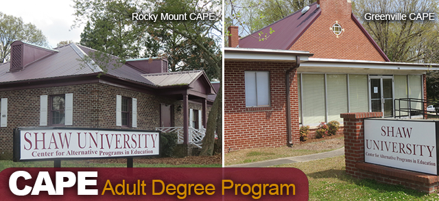 Rocky Mount/Greenville CAPE