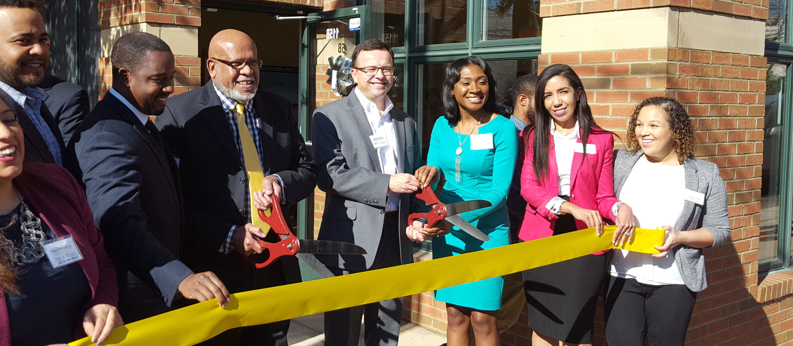 Photo: Innovation and Entrepreneurship Center Ribbon Cutting