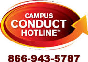 Campus Conduct Hotline