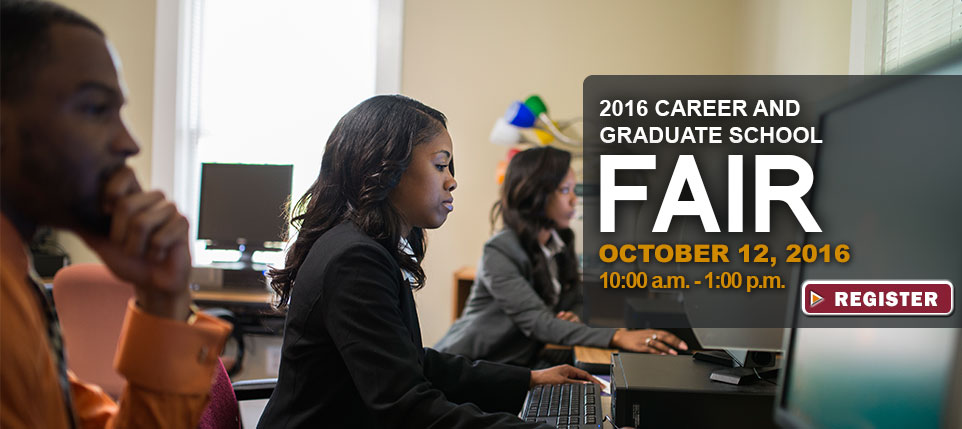 Event Feature - Graduate Fair