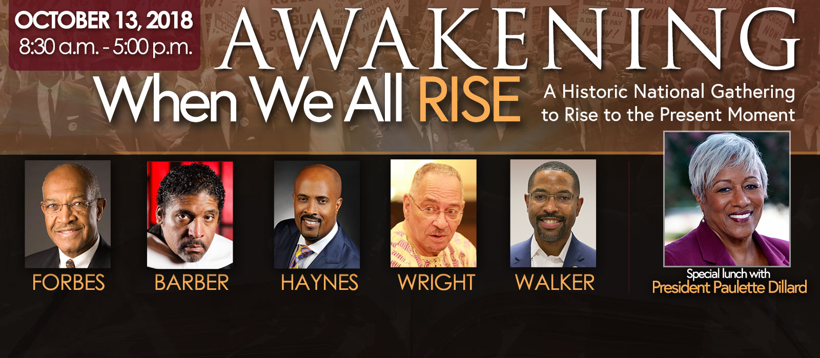 Awakening When We all Rise