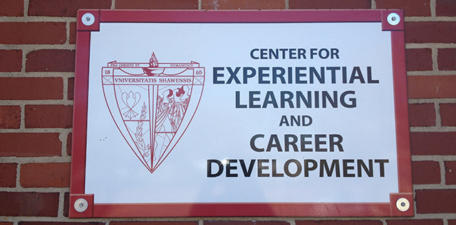 Career Development Sign