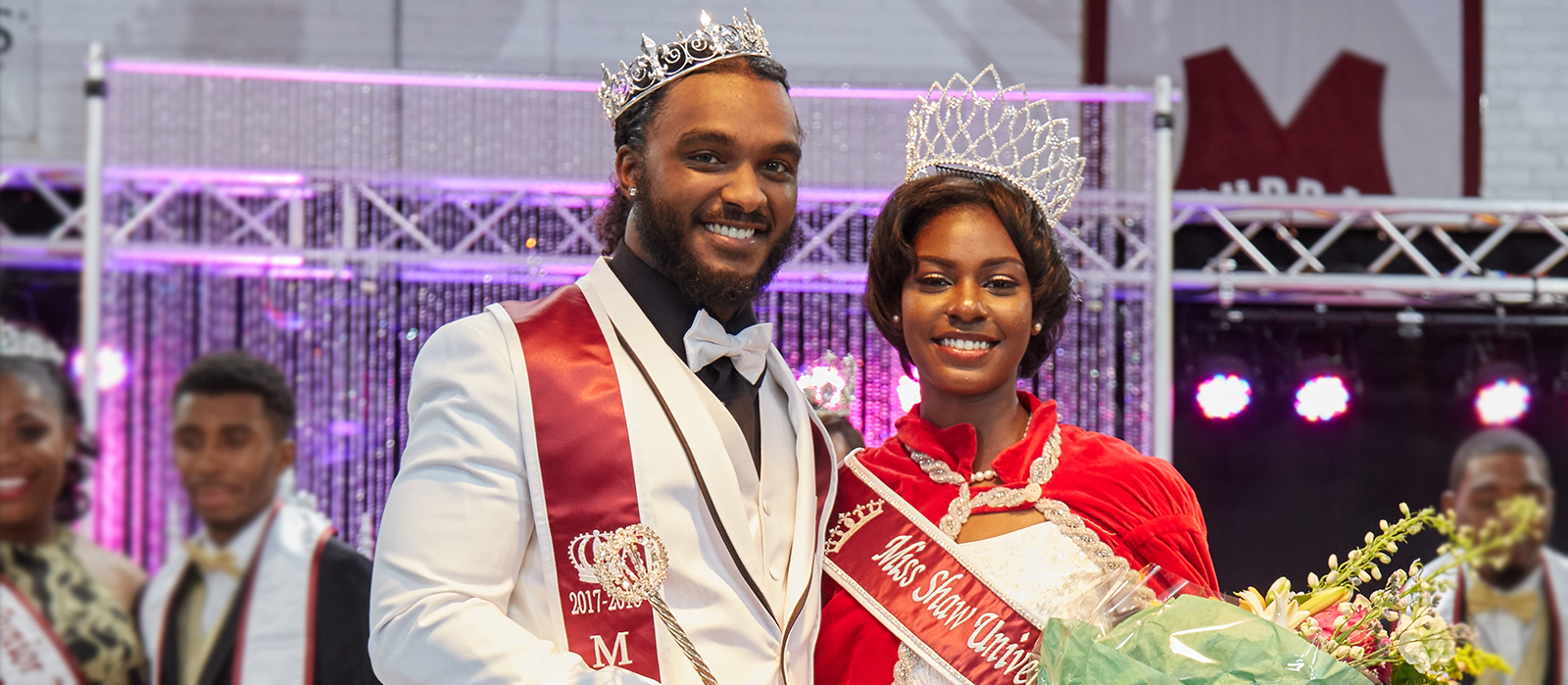 Mister and Miss Shaw University 2017