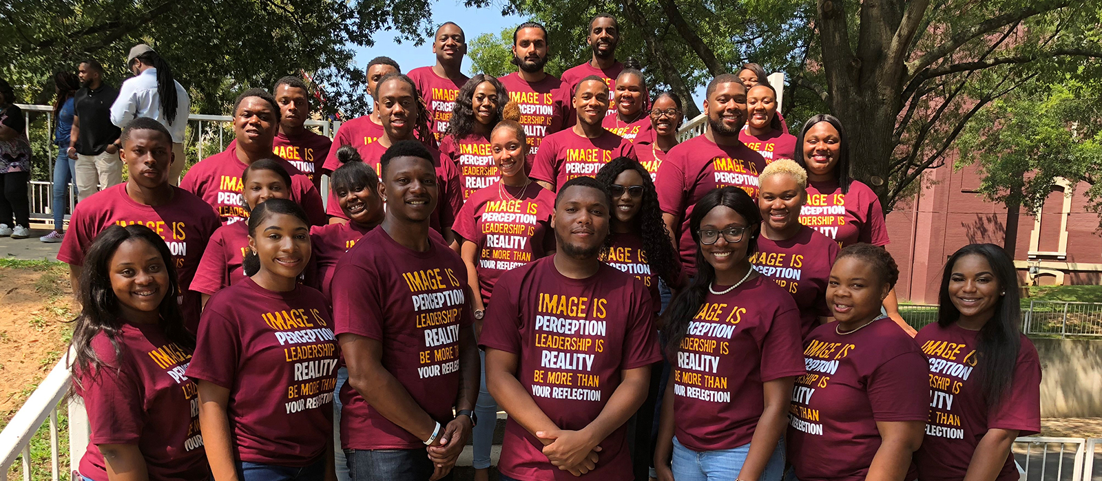 Shaw University Student Leaders