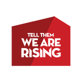 Logo: Tell Them We Are Rising
